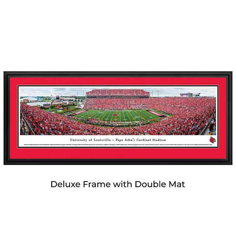 Louisville Cardinals Football - Panoramic Print