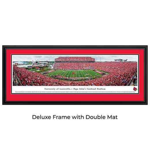 Louisville Cardinals Football - Panoramic Print