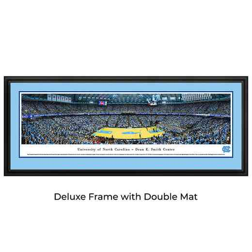 North Carolina Tar Heels Basketball - Panoramic Print