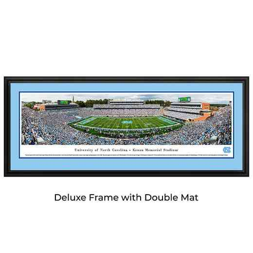 North Carolina Tar Heels Football - 50 Yard - Panoramic Print