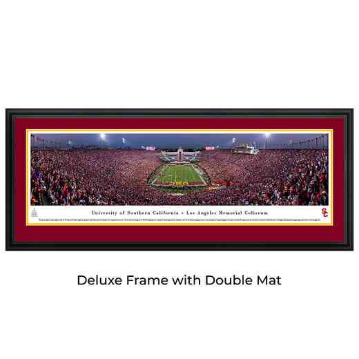 USC Trojans Football - Panoramic Print