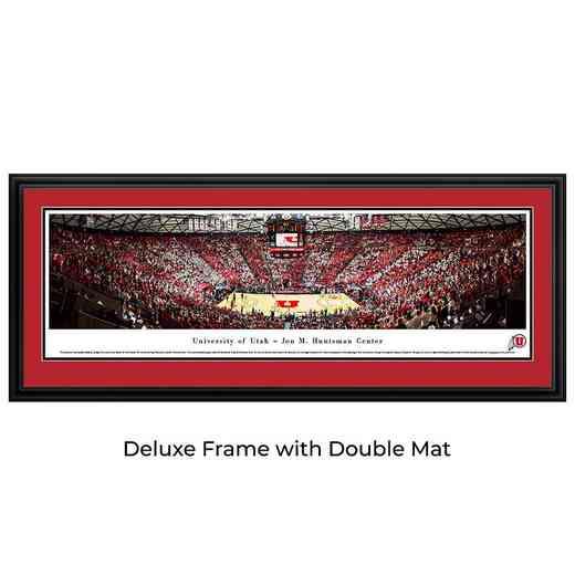 Utah Utes Basketball - Panoramic Print