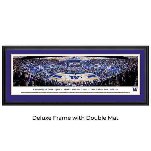 Washington Huskies Basketball - Panoramic Print