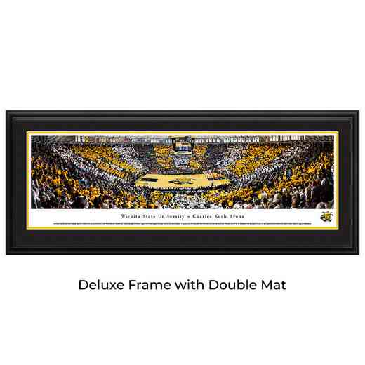 Wichita State Shockers Basketball - Panoramic Print