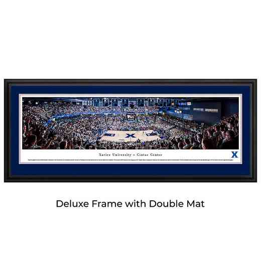 Xavier Musketeers Basketball - Panoramic Print