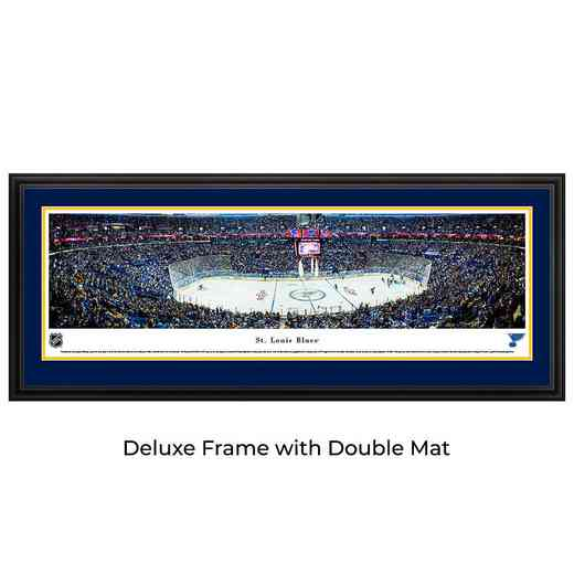 St. Louis Blues - Center Ice - Panoramic Poster