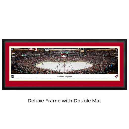 Arizona Coyotes - Center Ice - Panoramic Poster