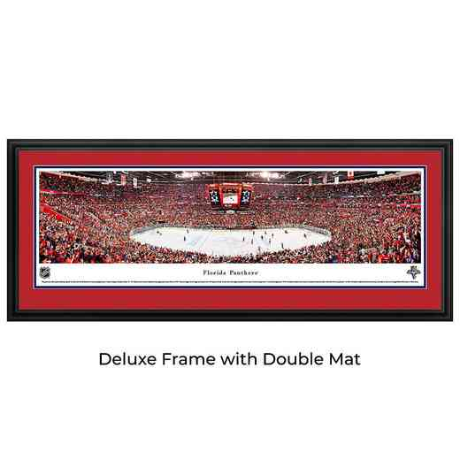Florida Panthers - Center Ice - Panoramic Poster