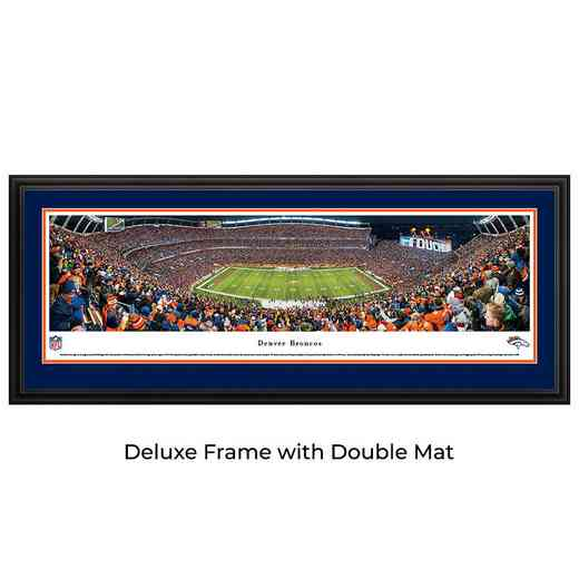 Denver Broncos - Panoramic Print