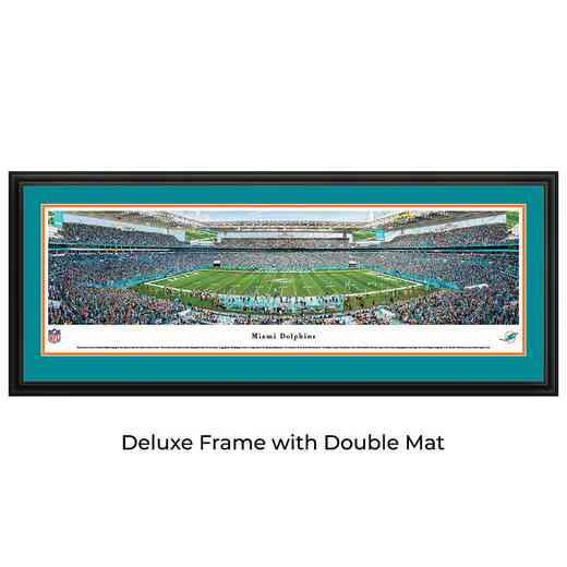 Miami Dolphins - Panoramic Print