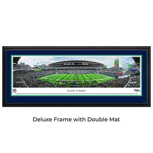 Seattle Seahawks - Panoramic Print