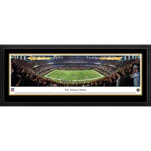 New Orleans Saints - Panoramic Print