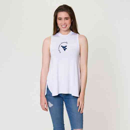 West Virginia Penelope Tank by Flying Colors