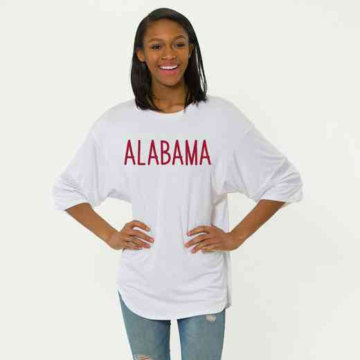 Alabama Jordan Short Sleeve Gameday Jersey