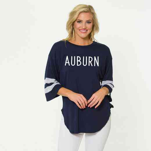 Auburn Jordan Short Sleeve Gameday Jersey