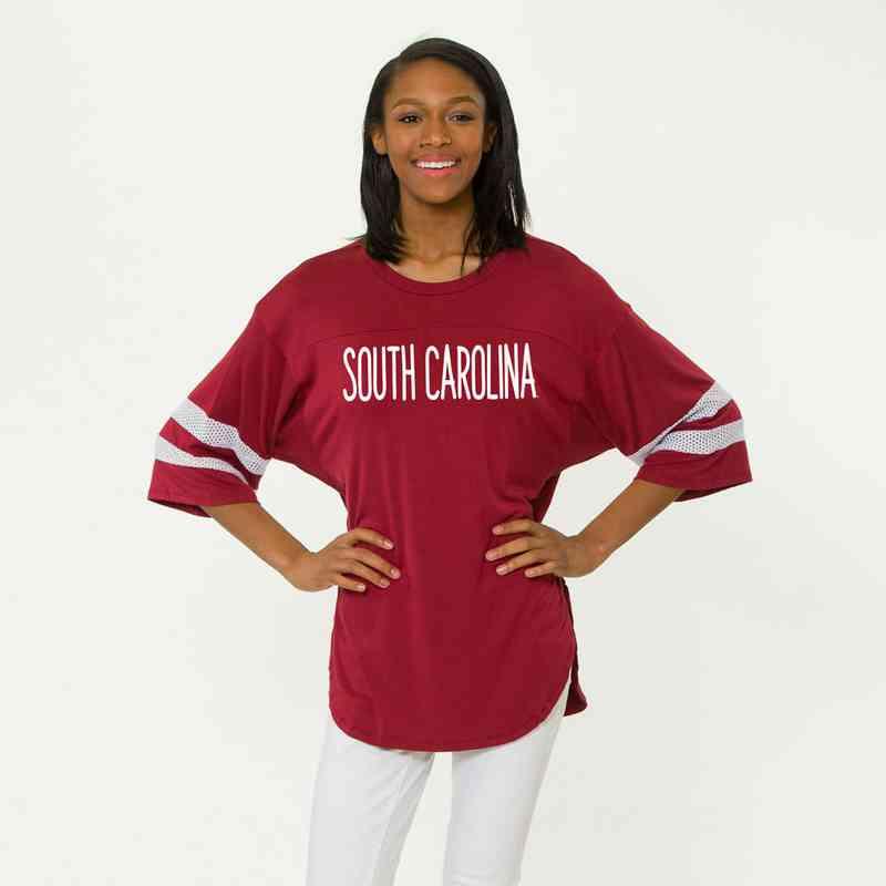 South Carolina Jordan Short Sleeve Gameday Jersey