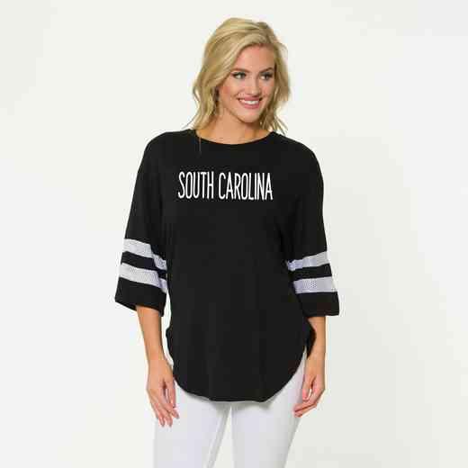 South Carolina Jordan Short Sleeve Gameday Jersey by Flying Colors