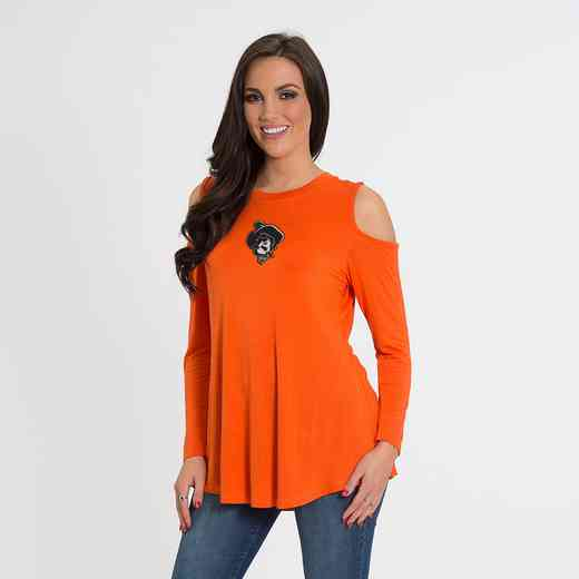Oklahoma State- Courtney Cold Shoulder