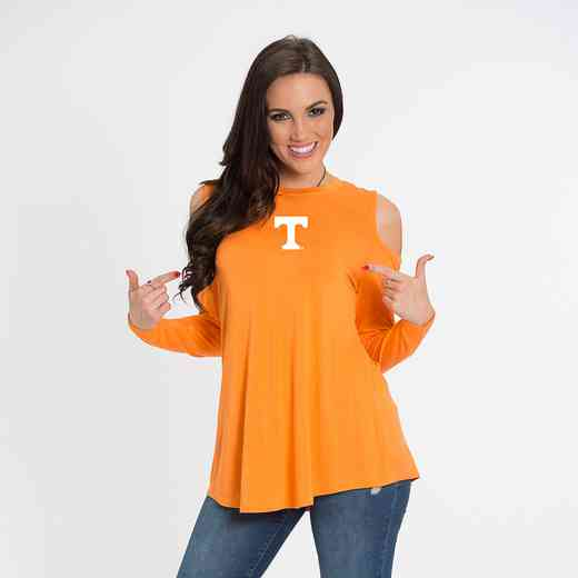 Tennessee- Courtney Cold Shoulder