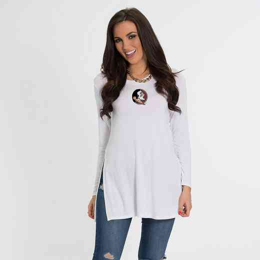 Florida State- Marie Side Slit Tunic