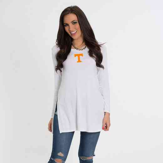 Tennessee- Marie Side Slit Tunic by Flying Colors