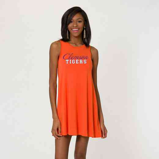 Clemson - Tori Tent Dress
