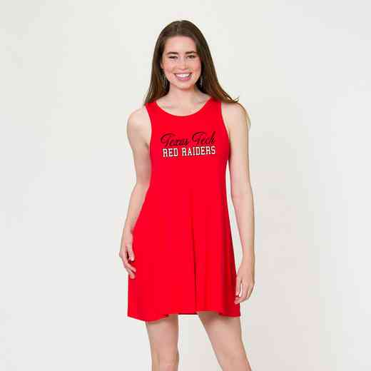 Texas Tech - Tori Tent Dress by Flying Colors