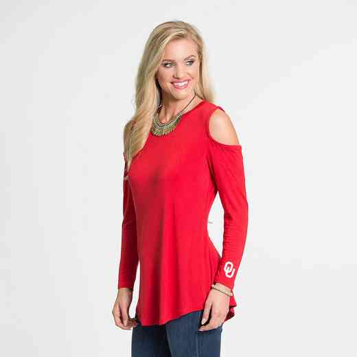 Oklahoma Courtney Cold Shoulder by Flying Colors