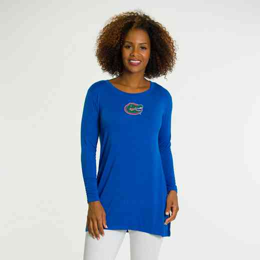 Florida- Marie Side Slit Tunic by Flying Colors