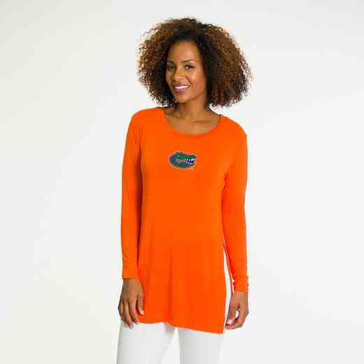 Florida- Marie Side Slit Tunic