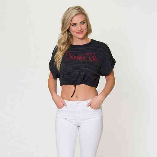 Alabama  Kara Crop Top by Flying Colors