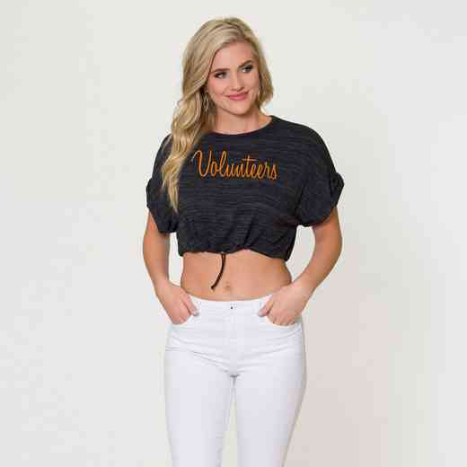 Tennessee  Kara Crop Top by Flying Colors
