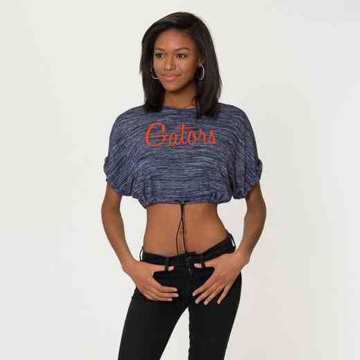 Florida  Kara Crop Top by Flying Colors