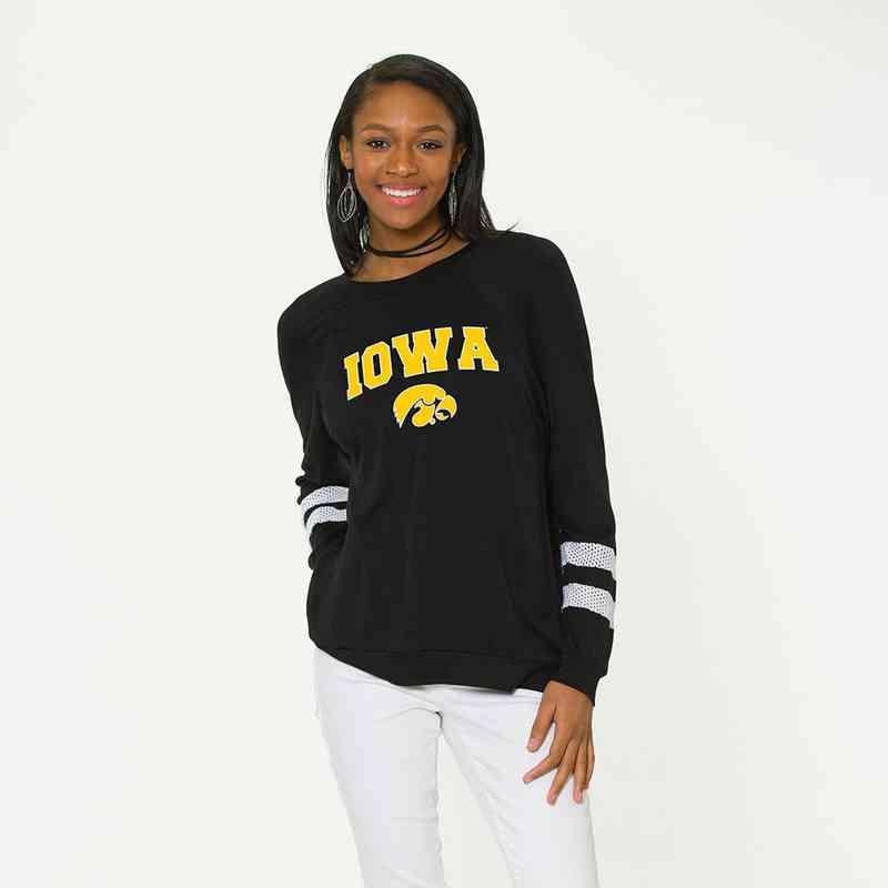 Iowa-Jennifer Long Sleeve Gameday Jersey by Flying Colors