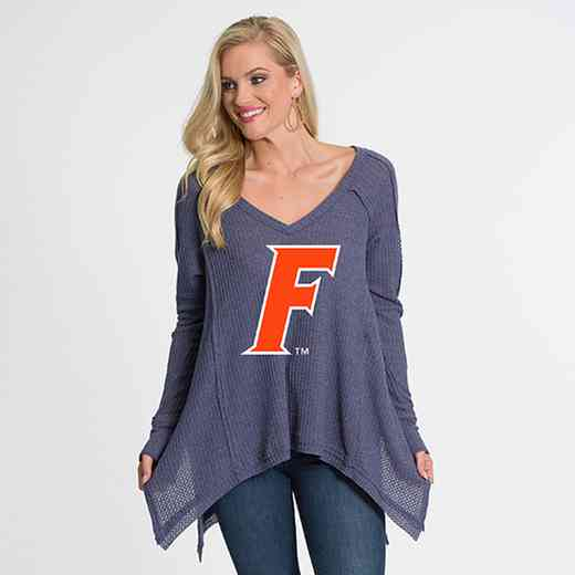 Florida  Melody Thermal Knit Top by Flying Colors