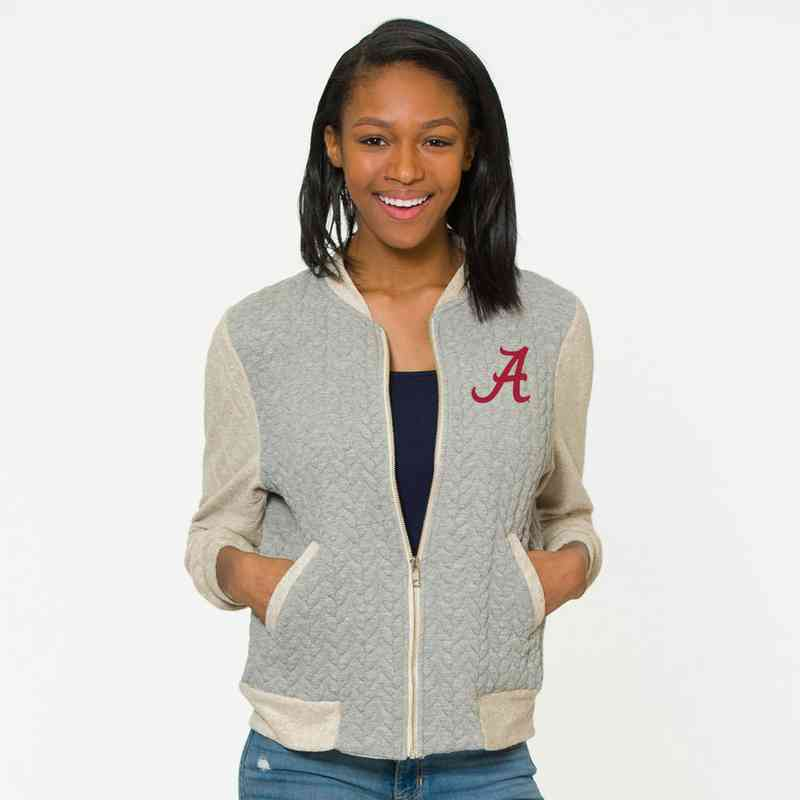 Alabama  Roni Letterman Jacket by Flying Colors