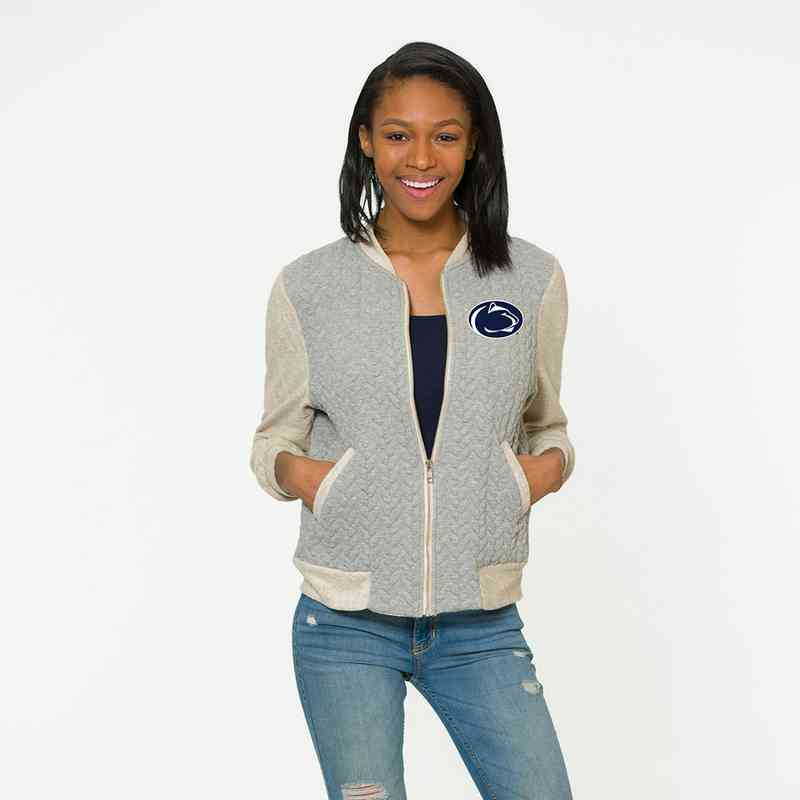 Penn State   Roni Letterman Jacket by Flying Colors
