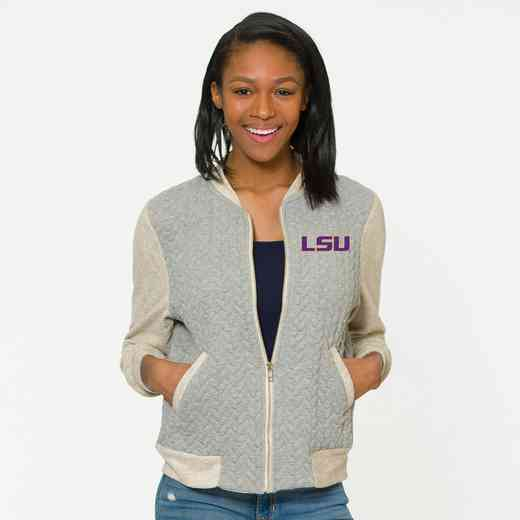 LSURoni Letterman Jacket by Flying Colors