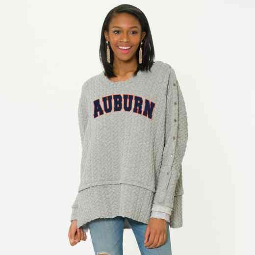 Auburn   Sasha Snap Sleeve Tunic by Flying Colors