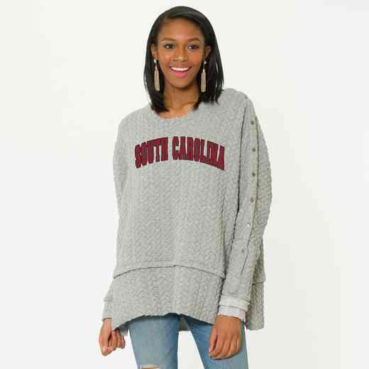 South Carolina Sasha Snap Sleeve Tunic by Flying Colors