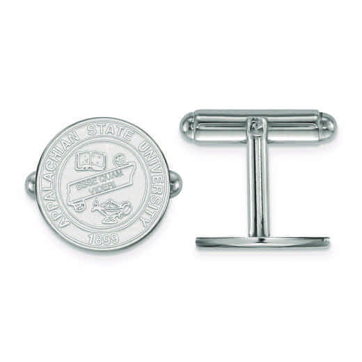 SS022APS: SS LogoArt Appalachian State University Crest Cuff Link