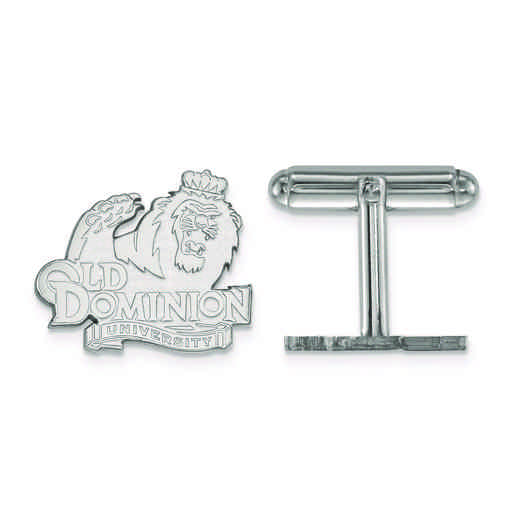SS010ODU: SS LogoArt Old Dominion University Cuff Link