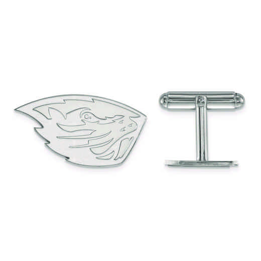 SS010ORS: SS Oregon State University Cuff Link