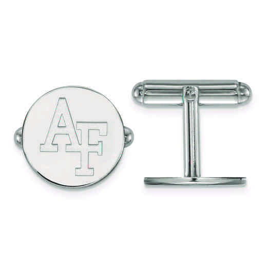 SS010USA: SS LogoArt United States Air Force Academy Cuff Link