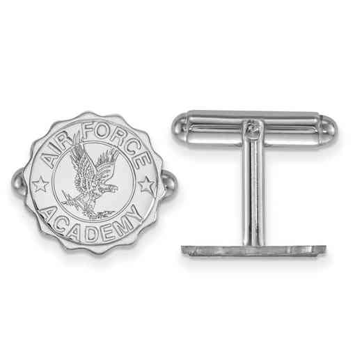 SS025USA: SS LogoArt United States Air Force Academy Crest Cuff Link