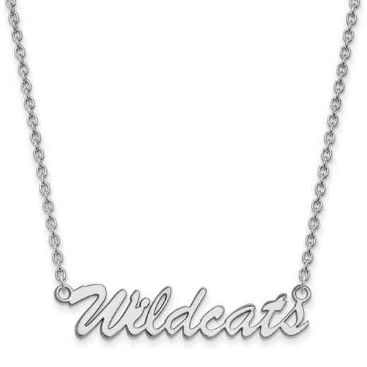 SS080UK-18: SS LogoArt Univ of Kentucky Medium Pendant w/Necklace