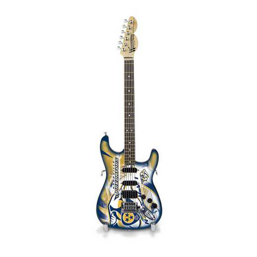 GMNHL17: TSV  Nashville Predators Mini Guitar