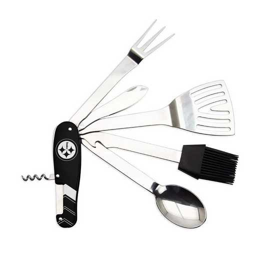 BQNFL25: TSV   Pittsburgh Steelers BBQ Multi Tool