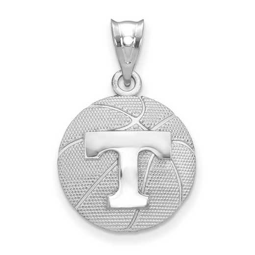 SS507UTN: SS The Univ of Tennessee Basketball Pendant