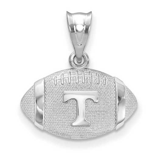 SS506UTN: SS Univ of Tennessee Football Pendant
